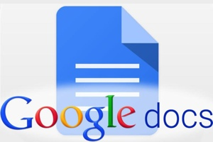 google docs as collaborative tool