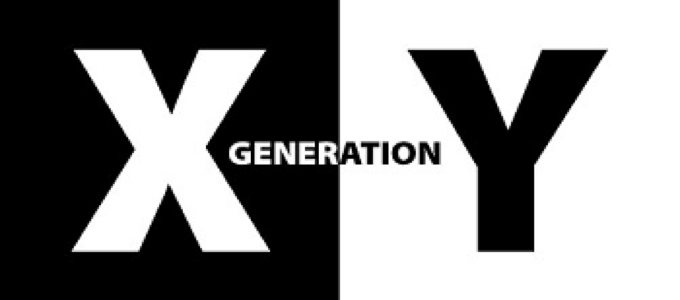 Generation X and Y