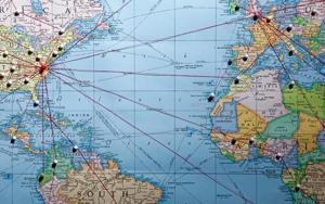 international travel is a creative employee benefit