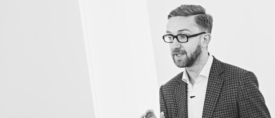 Glenn Elliott, Managing Director of the UK's largest employee benefits provider Asperity.