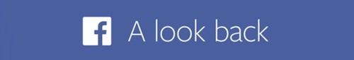 Facebook A Look Back