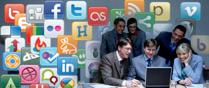 Your employees are already on Facebook