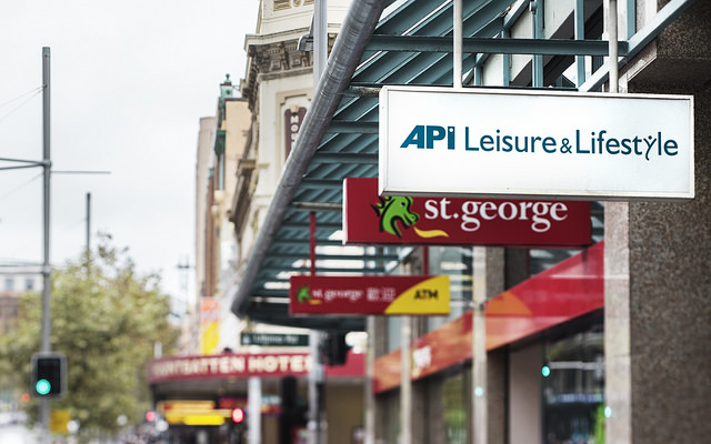 API Leisure and Lifestyle in Australia
