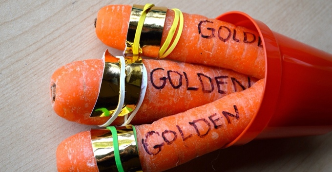 competition incentives golden carrots