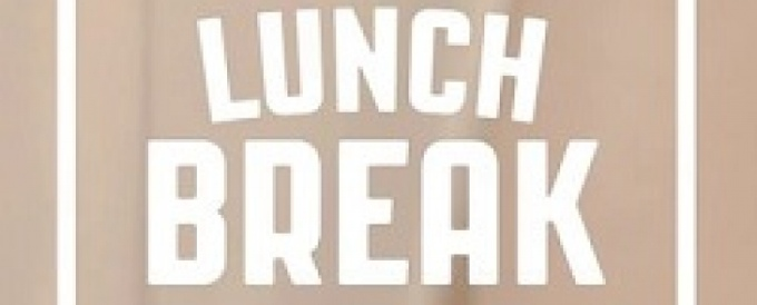 Don't communicate to employees on lunch break