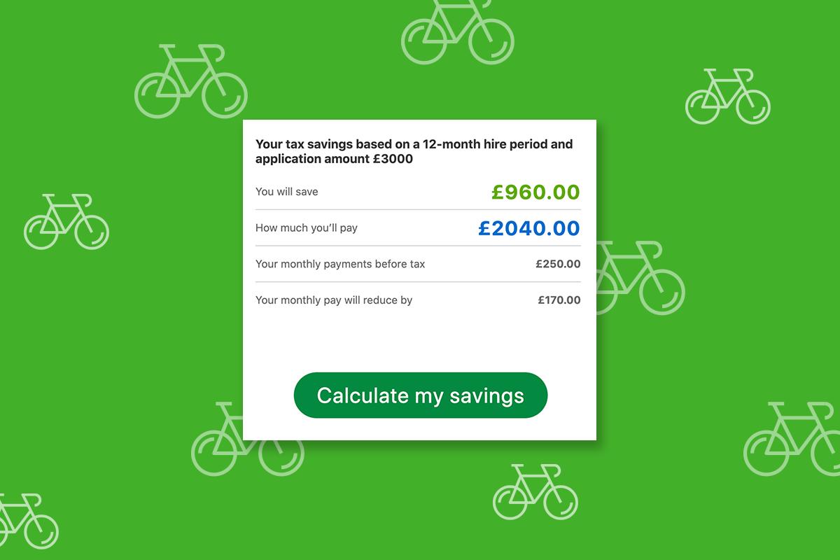 Employee savings example