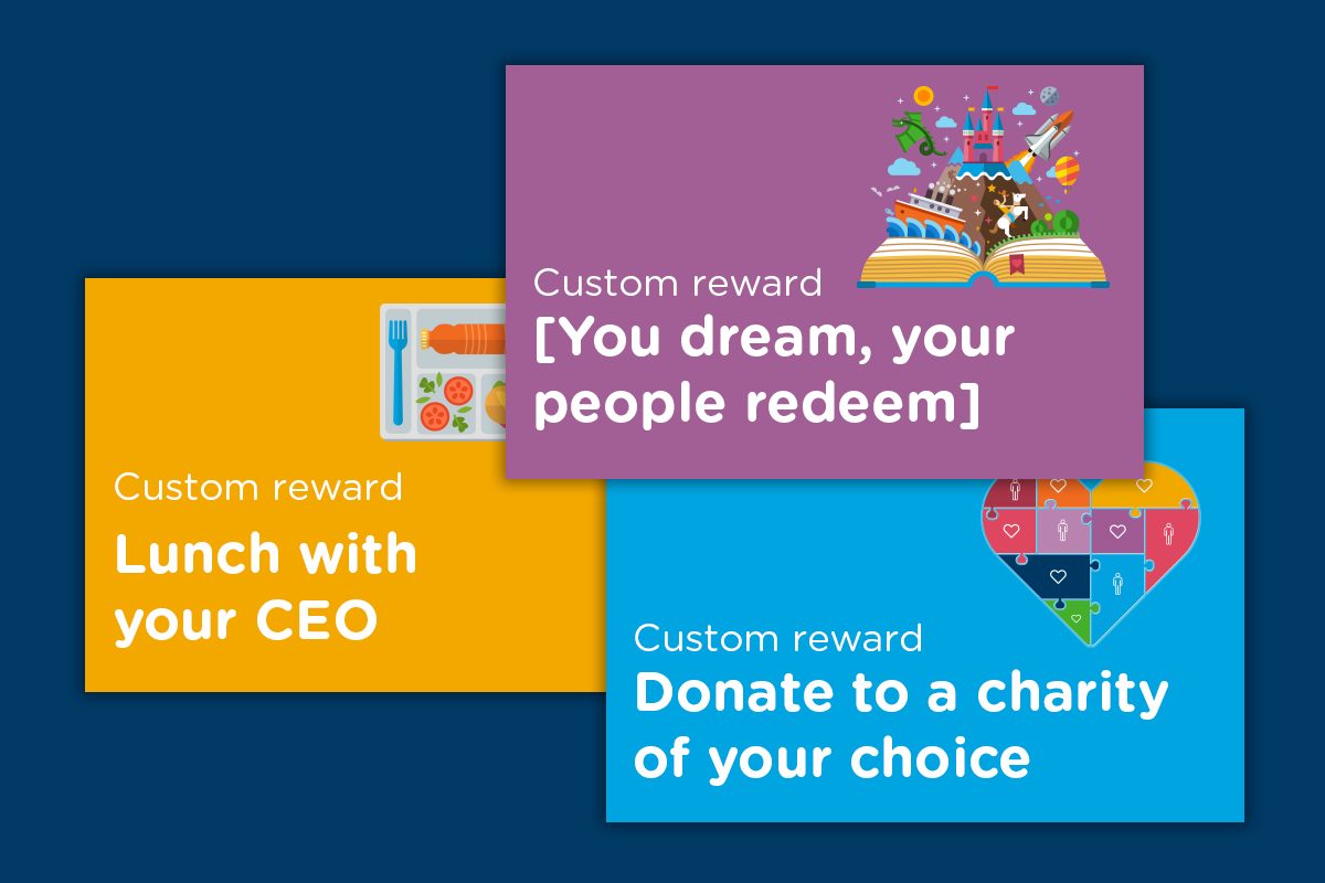 custom rewards for employees