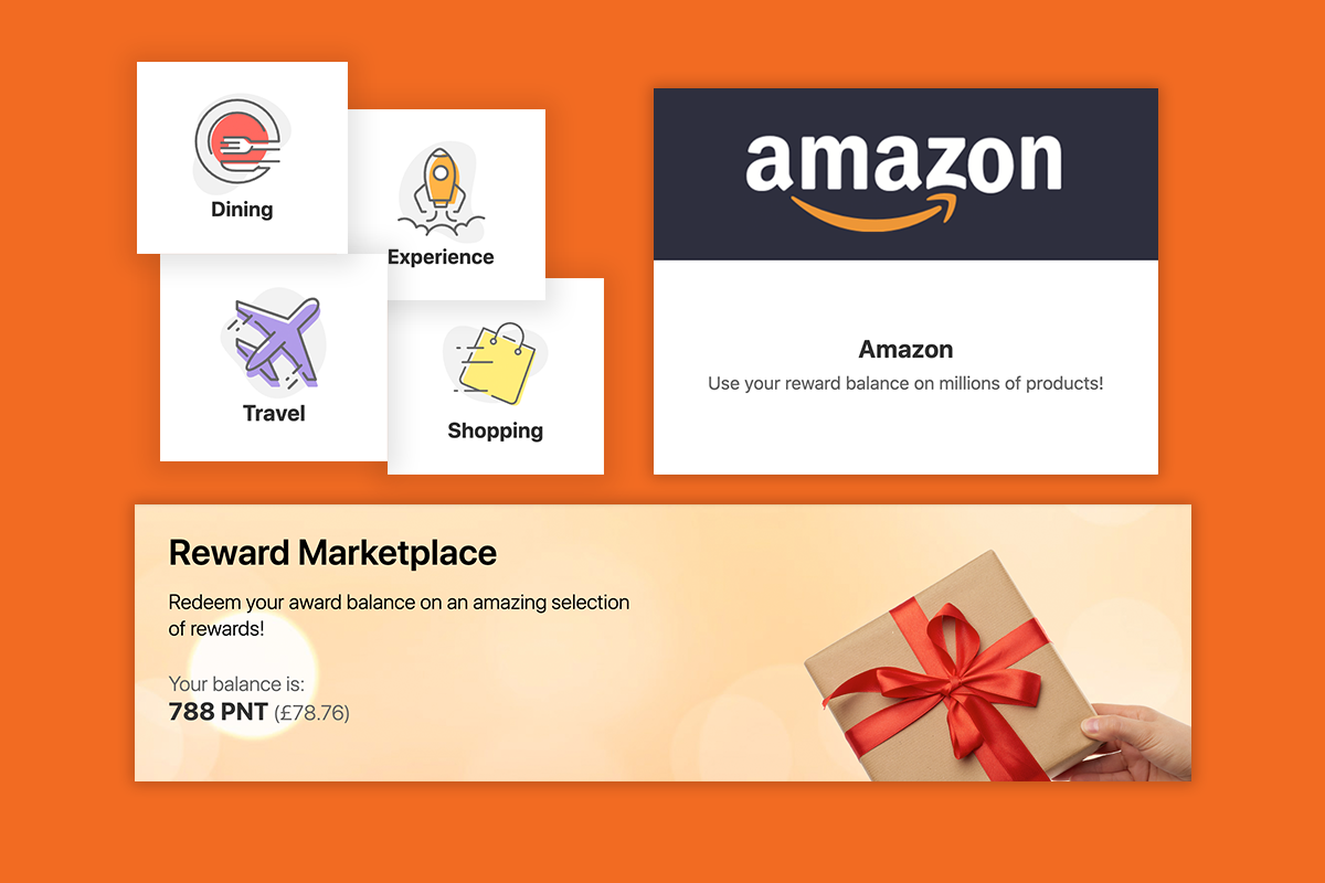 recognition with amazon