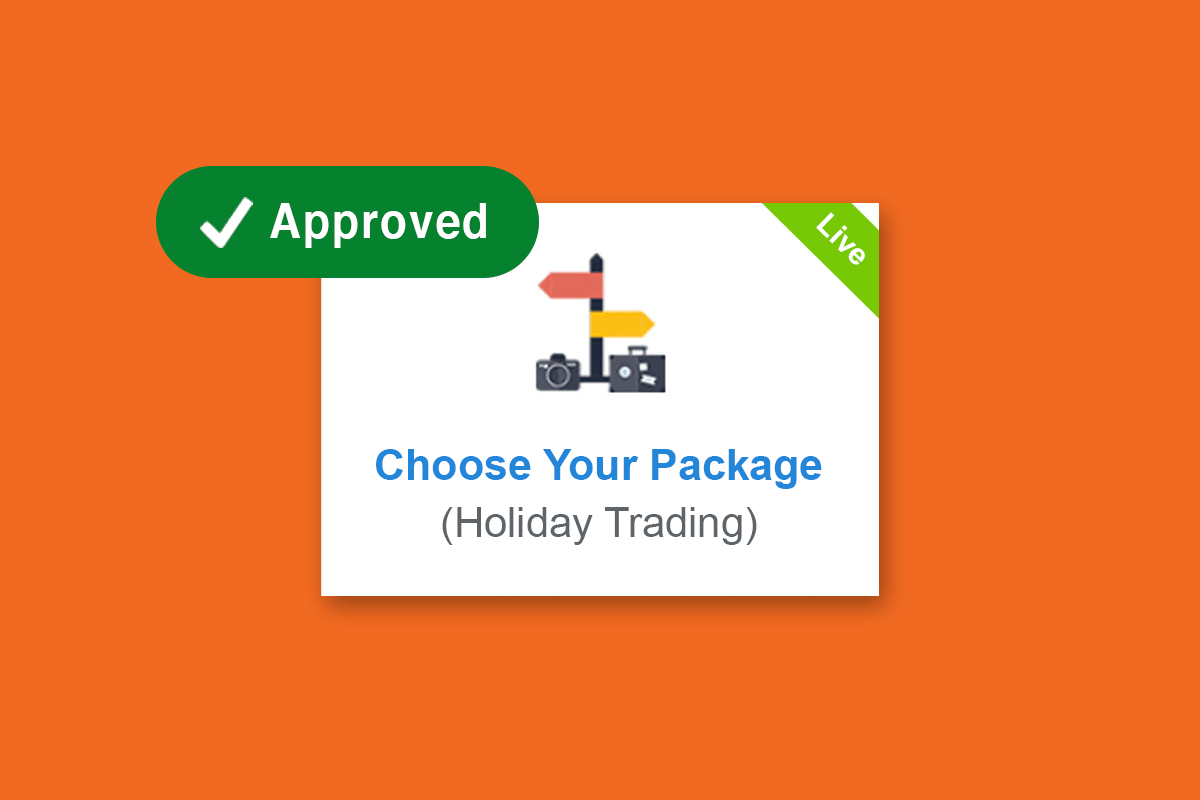 Choose your package