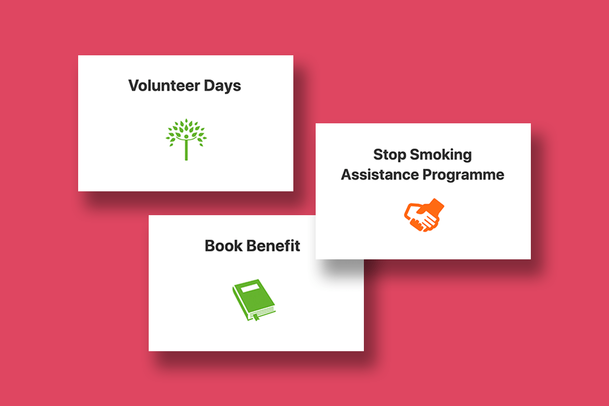 employee benefits examples