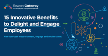 Innovative employee benefit ideas