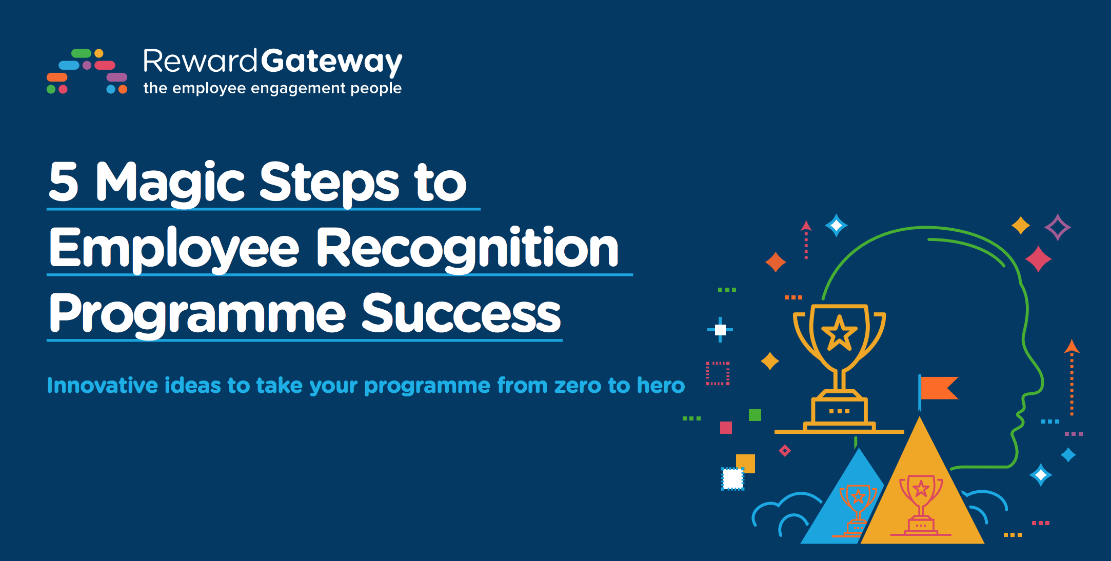 5 magic steps to employee recognition programme success