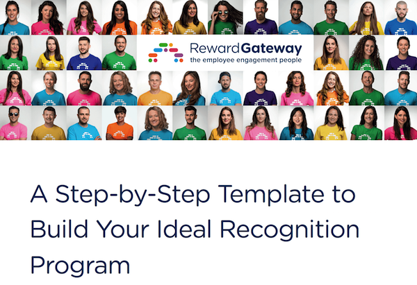 how to build employee recognition program