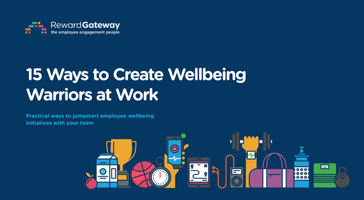 How to increase wellbeing in the workplace