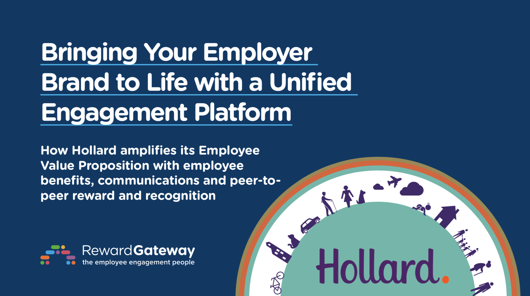 Use your employer brand to engage your workforce