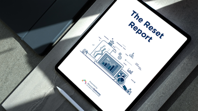 the reset report cover
