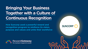 Bring your business together with a culture of continuous recognition