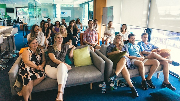GBU 35 Sydney office