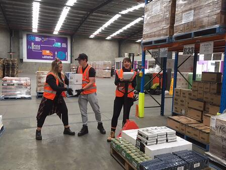 melbourne-team-foodbank-volunteer-benefit