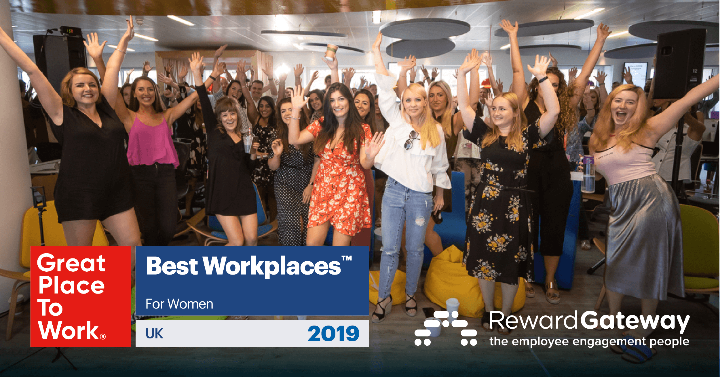 reward gateway best workplaces uk