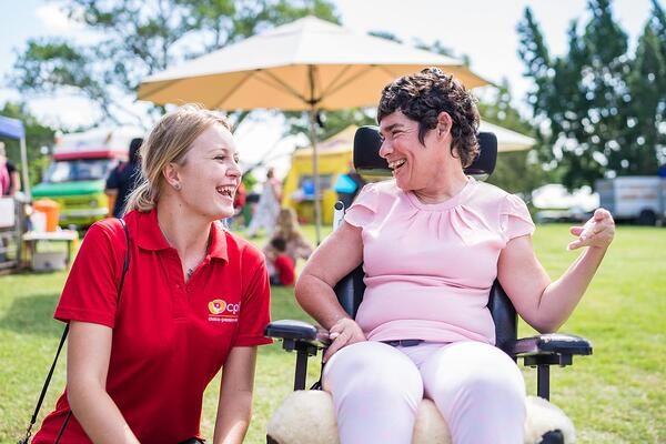 Employee engagement in health industry - CPL Ipswich Picnic