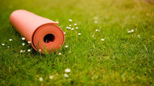 Wellbeing - Yoga Mat-2