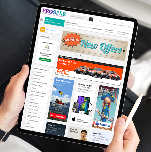 Atos Prosper discounts platform