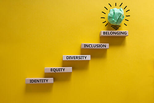 Steps to diversity equity and inclusion