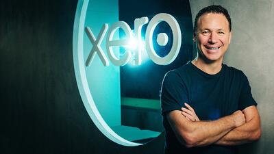 Trent Innes - MD Australia at Xero