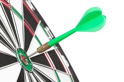 [Dartboard] Set your employee engagement goals
