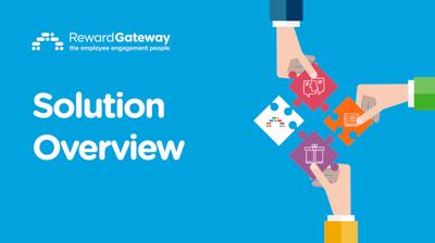 Reward Gateway solution overview