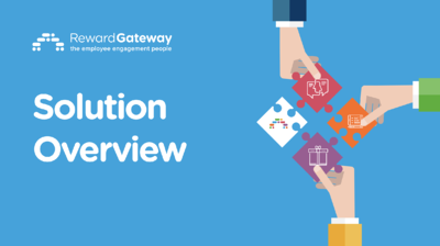 Reward Gateway solution overview