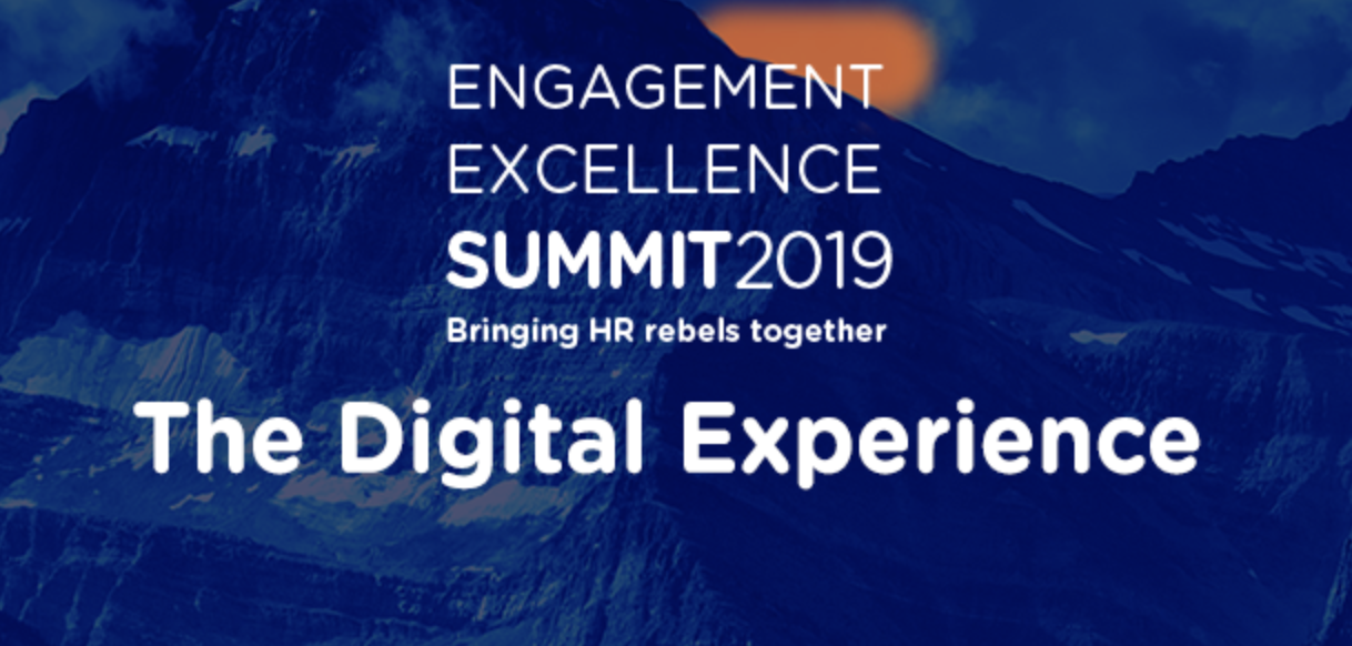 Engagement Excellence Summit 2019