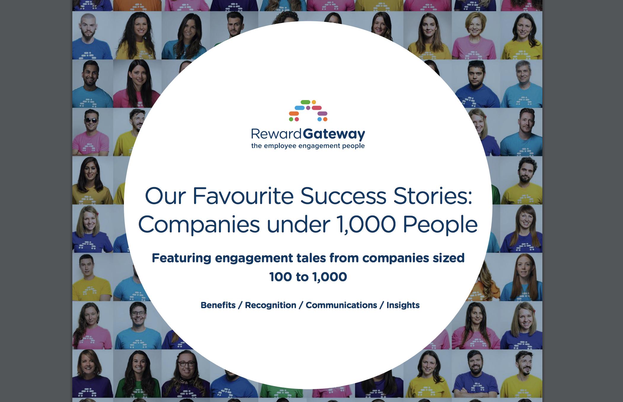 Employee engagement success stories