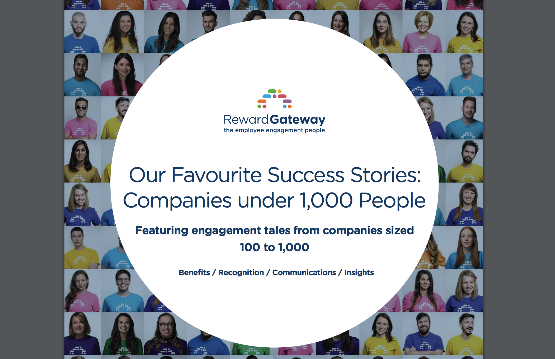Employee engagement success stories