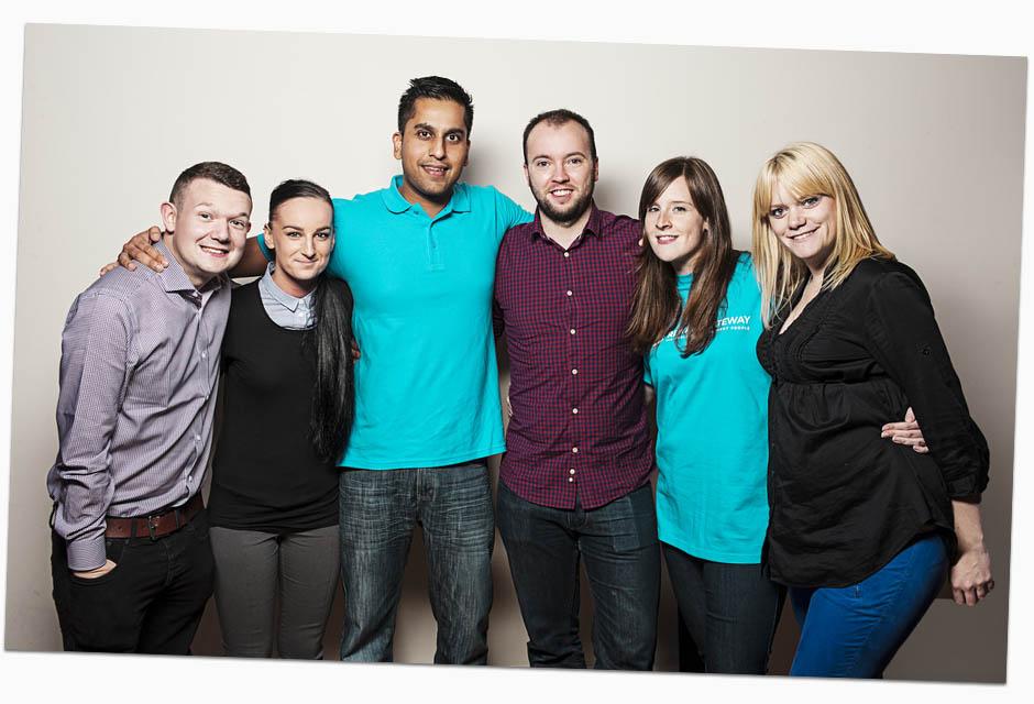 Reward Gateway Birmingham Team Photo