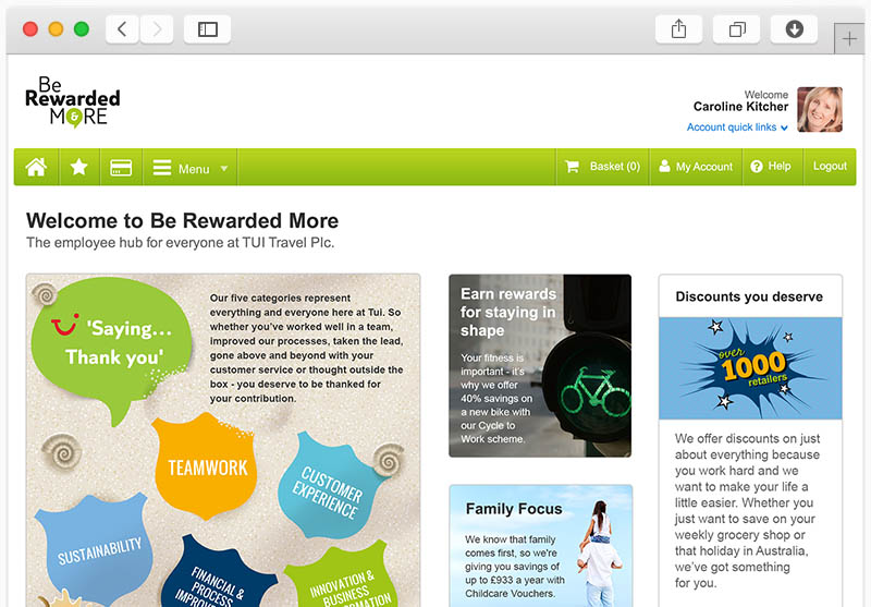 Smarthub employee engagement platform
