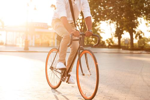 cycle to work and employee wellbeing