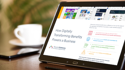 How Digitally Transforming Benefits Powers a Business