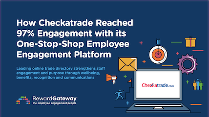 how checkatrade reached 97% engagement