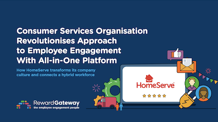 Consumer Services Organisation Revolutionises Approach to Employee Engagement