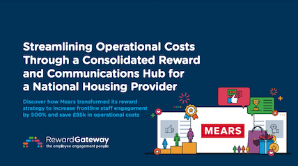Streamlining Operational Costs Through a Consolidated Reward and Communications Hub for a National Housing Provider