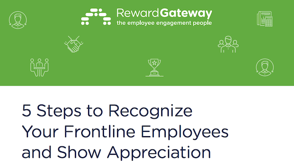 recognizing frontline employees