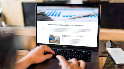 HR Resources for Financial Services Organizations