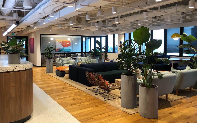 Reward Gateway Jobs - Careers Website - Our Workspaces - Melbourne 1