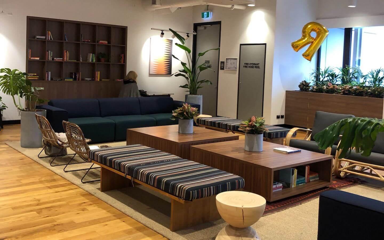Reward Gateway Jobs - Careers Website - Our Workspaces - Melbourne 3