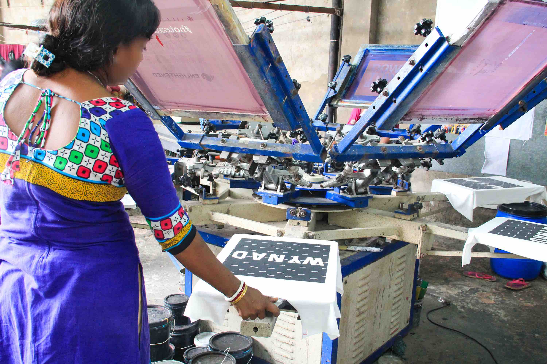 t shirt being made at freeset in kolkata.jpg
