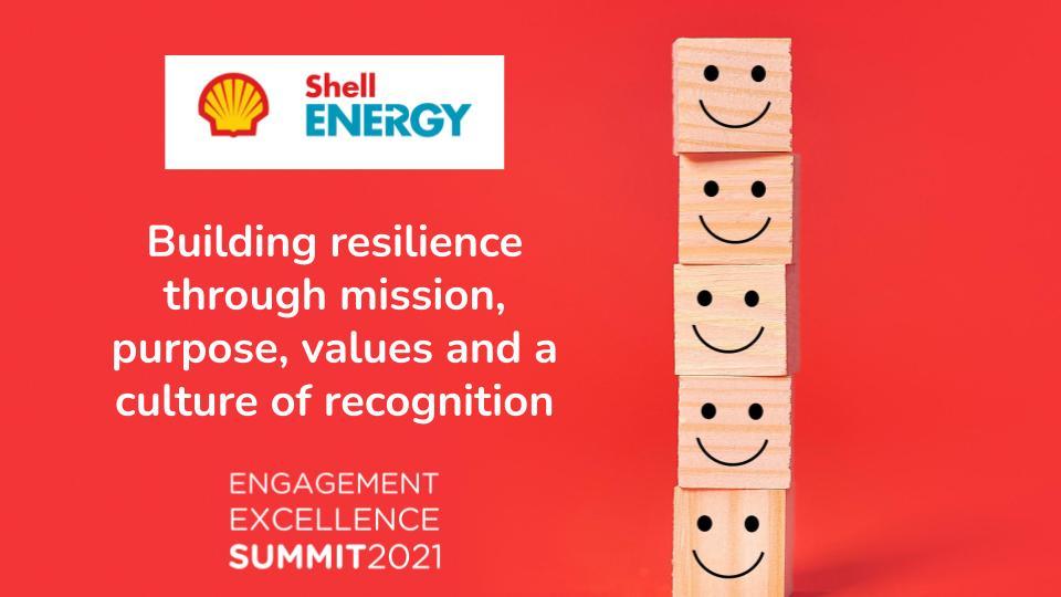 Shell Energy - Summit 2021