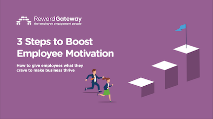 boosting employee motivation and morale